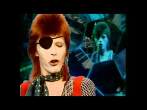 David Bowie Rebel Rebel and the Schelvispekel 1974