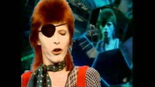 David Bowie Rebel Rebel And The Schelvispekel 1974