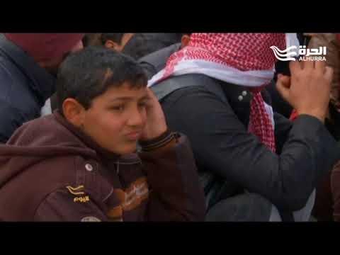 مخيمات الشتات على كافة الحدود السورية تغصُ بالنازحين  - 02:21-2017 / 10 / 12
