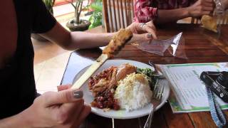 Bali Ramblings Shortcuts: Ubud Warung Tour