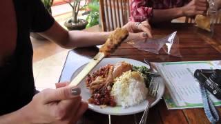Bali Ramblings Shortcuts: Ubud Warung Tour