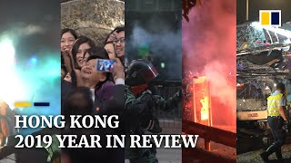 Hong Kong 2019 Year in Review