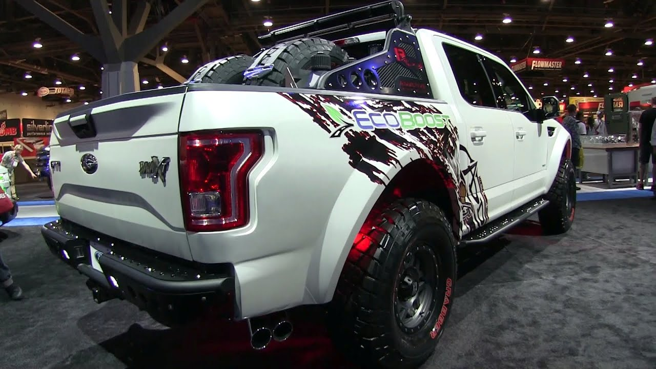 2015 F 150 Baja Xt Ford Raptor Comparable Sema Show