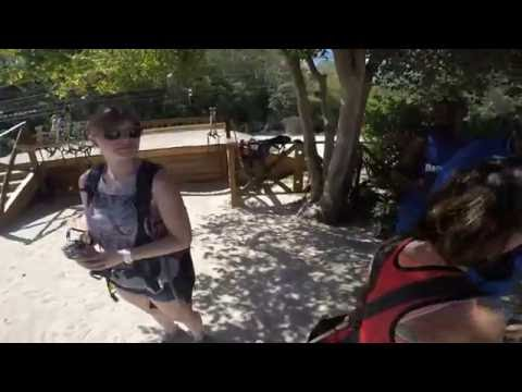 Dragons Breath Zip Line, Flight Line Labadee Haiti March 17,