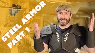 Download Video How to Make the Skyrim Steel Armor Costume Part 1: Foam Fabrication MP3 3GP MP4