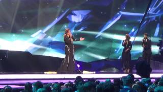ESCKAZ live in Malmö: Moran Mazor (Israel) - Rak Bishvilo (1st dress rehearsal)