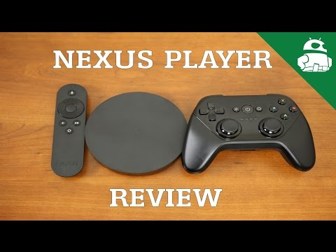 Nexus Player Review!