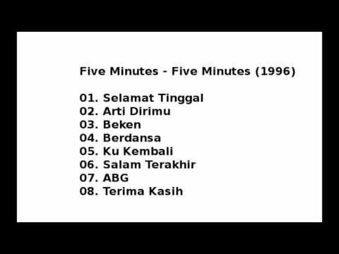 [Album] Five Minutes - Five Minutes (1996)