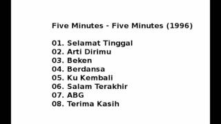 Download lagu [Album] Five Minutes - Five Minutes (1996)