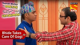 Bhide Takes Good Care Of Gogi | Taarak Mehta Ka Ooltah Chashmah
