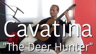 "Cavatina from ""The Deer Hunter"" - Michael Marc -  Classical Guitar"