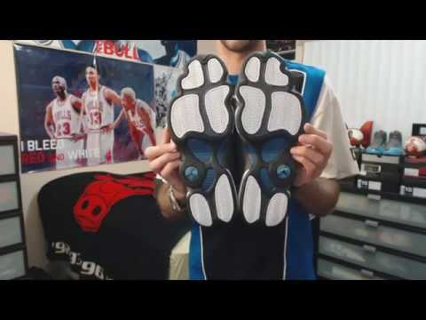 Unboxing: Air Jordan XIII (13) Retro Flint, Nov. 26, 2010 Release (1080p)