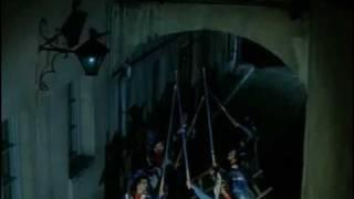 Песня фонарщиков - Приключение Буратино