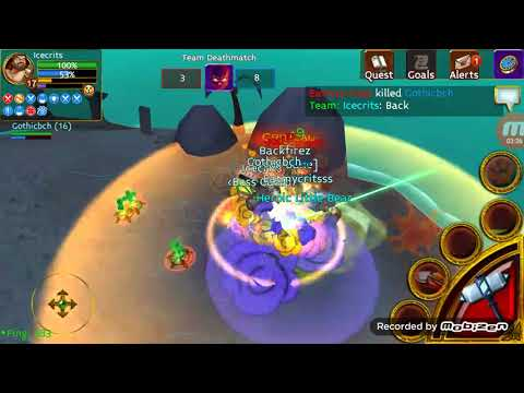 Arcane Legends Pvp Lvl 16-17