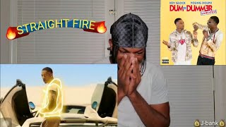 Young Dolph 💦Water on Water on Water💦 Feat.Key Glock (Official music video) REACTION!!