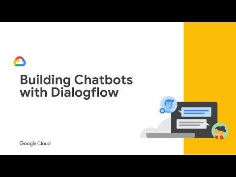 Cloud OnAir: Building Chatbots With Dialogflow
