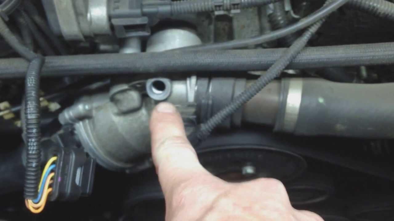 2007 328i Fuse Diagram Diy Bmw E65 E66 Loud Engine Fan Fix Youtube