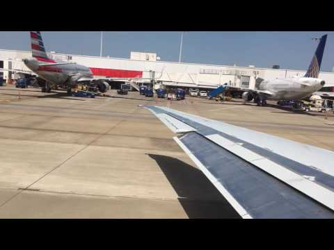 American Airlines MD80 Full Flight Atlanta to Chicago