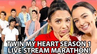 Twin My Heart Season 1 Marathon Live Stream! Season 2 Premieres Tuesday 2/18