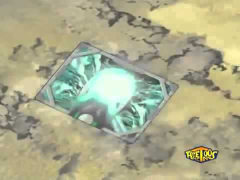 Bakugan Shadow vs Shun Bakugan New Vestroia Shun And