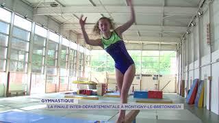 Gymnastique : compétition inter-départementale à Montigny-le-Bretonneux
