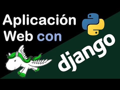 Tutorial Django - Creando Nuestra Primera Aplicación Web | UskoKruM2010