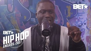 Zoey Dollaz Instabooth Freestyle | BET Hip Hop Awards 2017