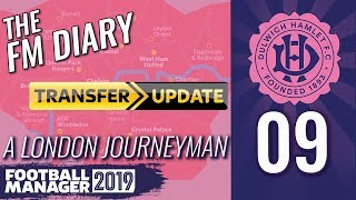 FM19 Journeyman Ep 9 | BATH & HAMPTON & RICHMOND | LONDON JOURNEYMAN | Football Manager 2019