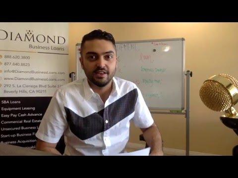 Equipment Loan V.S. Lease - Diamond Business Loans VLOG #4