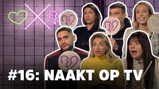Wat vinden Famke Louise, Jaimie Vaes, Josylvio en Nesim van NAAKT OP TV? | LOVERS x HATERS | #16