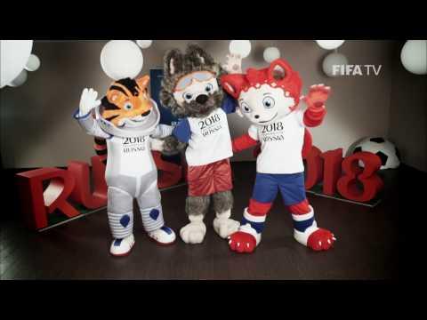 Russia 2018 Magazine: Mascot Voting