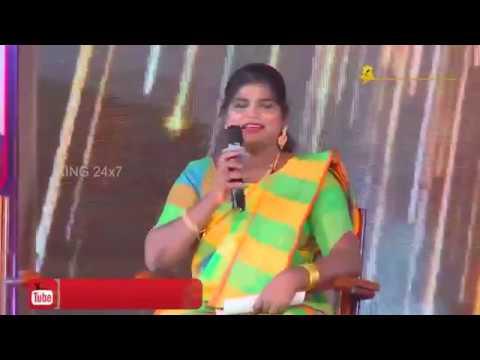#அறந்தாங்கி நிஷா   Part -3  பழனி   இணைந்து வழங்கும் நகைச்சுவை கலாட்டா  STAN UP COMEDY   KING24X7