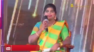 #அறந்தாங்கி நிஷா | Part -3| பழனி | இணைந்து வழங்கும் நகைச்சுவை கலாட்டா| STAN UP COMEDY | KING24X7