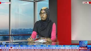 LIVE | Actualités en Débat du Mercredi  17 juillet 2019, à la Présentation: Soxna Fat'Cissé