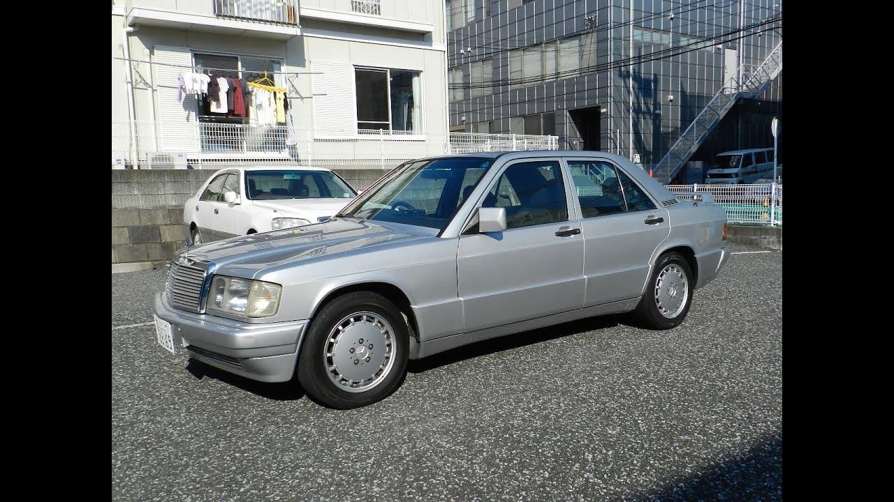 Mercedes benz 190e 2 6 39 1991 youtube for Mercedes benz 190e 1991