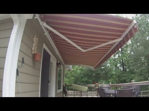 Eclipse Retractable Awning - Awnings For Less INC