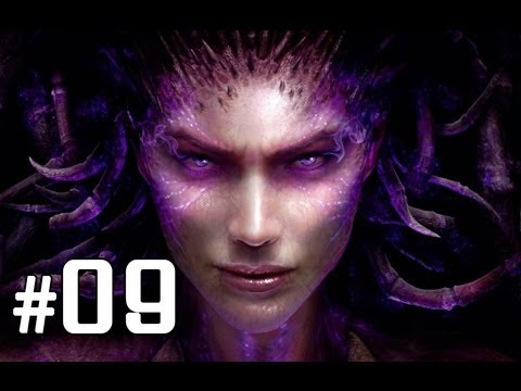 "Starcraft 2: Heart of the Swarm - Español Walkthrough - Misión 9 ""Viejos Soldados"""