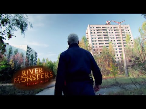 Entering Chernobyl | River Monsters
