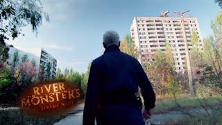 Entering Chernobyl | River Monsters