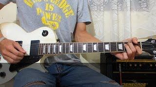 True Worshippers Youth - Lebih Dalam Kumenyembah guitar tutorial