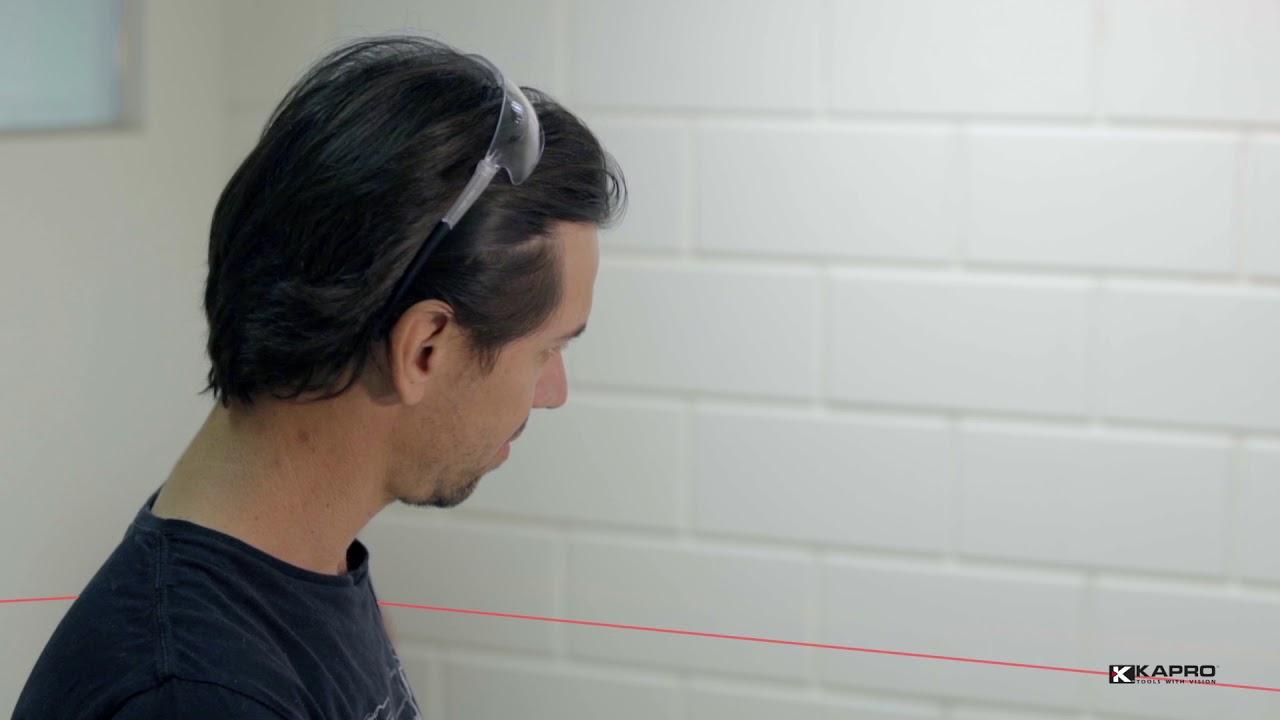 KAPRO 862 Prolaser® Cross Line laser