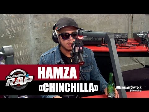"[EXCLU] Hamza ""Chinchilla"" #PlanèteRap"