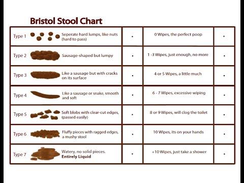 Bowel Movement Chart Nhs - The 25 best bristol stool scale ...