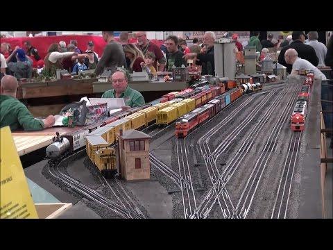 Trainfest 2016 - Milwaukee, Wisconsin