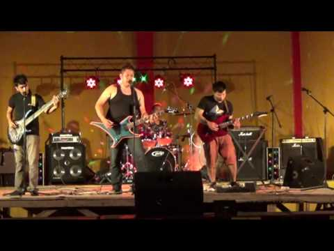 Langit Slap Shock cover by Dark Eternal Band