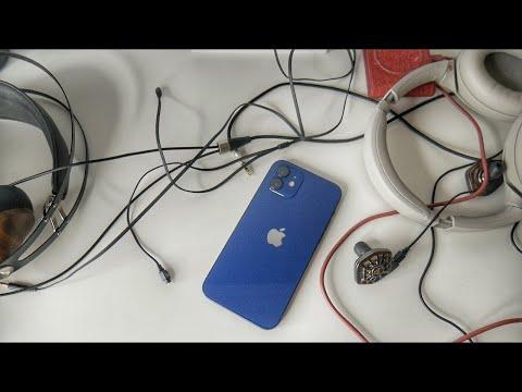 АУДИОФИЛЬСКИЙ обзор iPhone 12 | Apple iPhone 12 vs iPhone 11 vs AK SR15 на Hi-Fi наушниках!