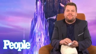 James Corden on Acting with Meryl Streep | People