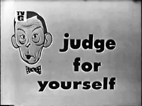 Judge For Yourself w FRED ALLEN Sept 8, 1953