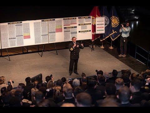 Campus Connect - Navy Football Senior Ship Selections