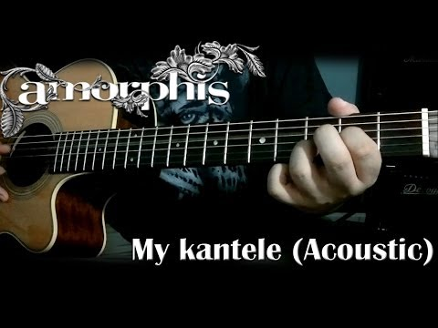 Amorphis - My kantele (Acoustic Cover)